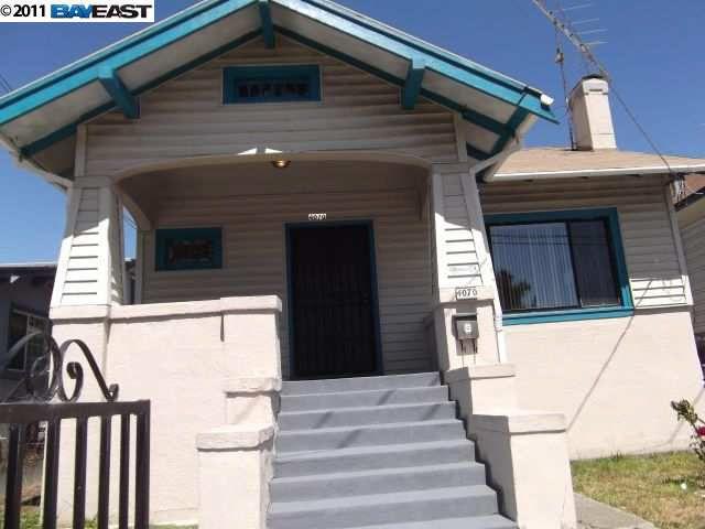 4070 Santa Rita St Oakland, CA 94601