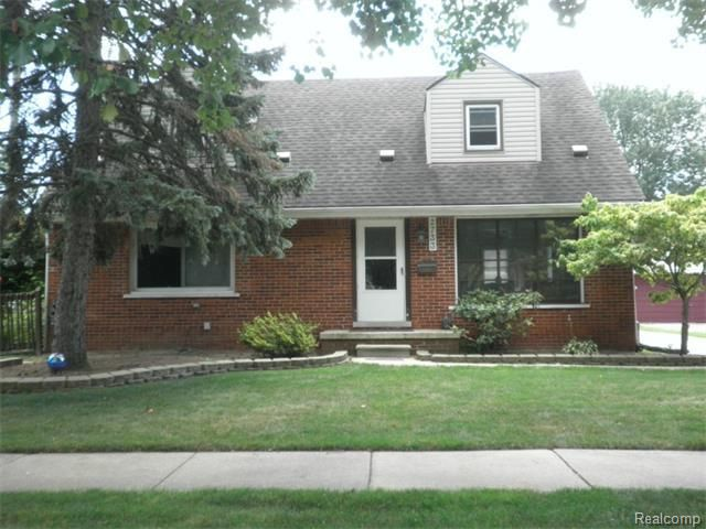 2733 harrison ave trenton mi 48183 home for sale and
