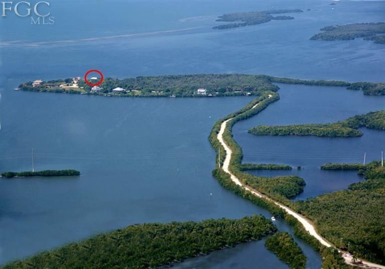 Map Of Pine Island Beach Florida