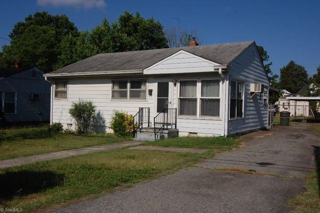 1609 N Ohenry Blvd Greensboro Nc 27405 Home For Sale And Real Estate Listing