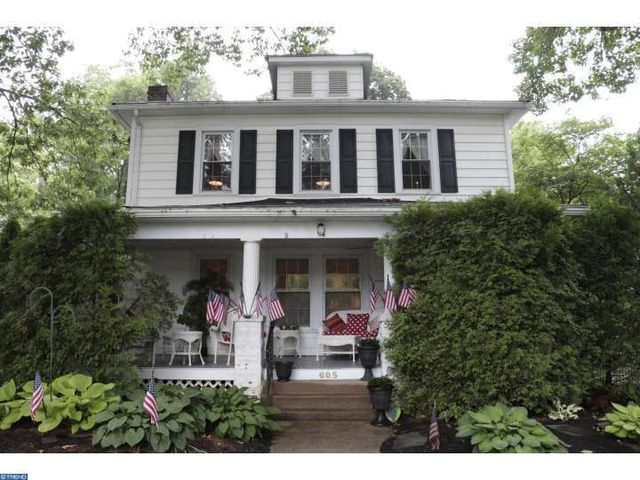 605 florence ave jenkintown pa 19046 home for sale and real estate listing