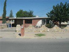 163 Whittier Dr, El Paso, TX 79907