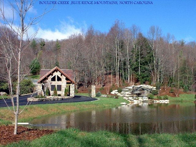 Scaley bark ln lot 20 boone nc 28607 home for sale and for Boone ski cabin rentals