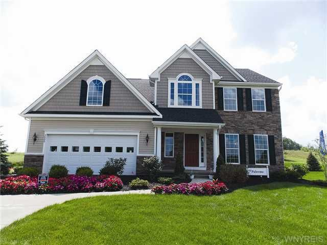 New Homes For Sale At Stonebridge Estates In East Amherst: 20 Levin Ln, East Amherst, NY 14051