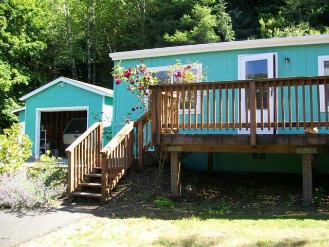 4278 e alsea hwy waldport or 97394 home for sale and