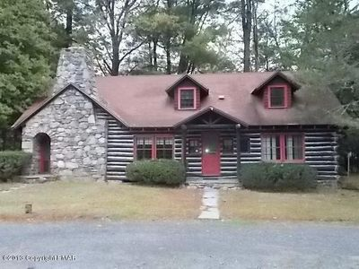 log homes for sale in canadensis pa images