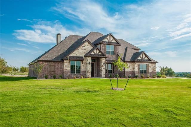 145 Denali Waxahachie Tx 75167 New Home For Sale