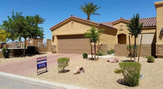 2635 S Moonlight Way Yuma Az 85365 Home For Sale And