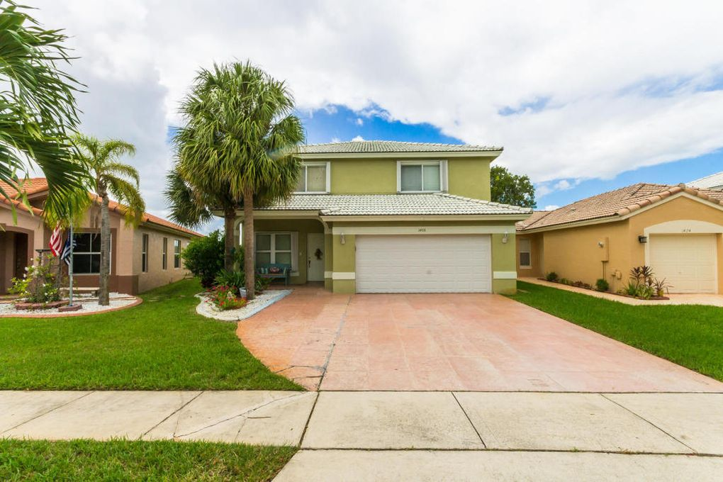 1408 Nw 208th Way, Pembroke Pines, FL 33029