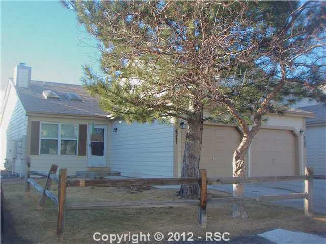 4211 Hunting Meadows Cir # 6, Colorado Springs, CO 80916 Main Gallery Photo#1