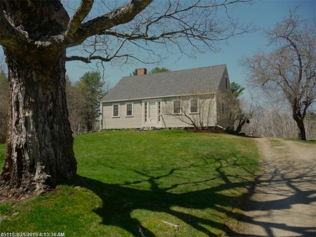 109 lewis hill rd newcastle me 04553 home for sale and real estate listing