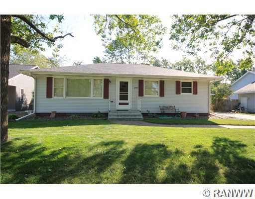 2929 neptune ave eau claire wi 54703 home for sale and