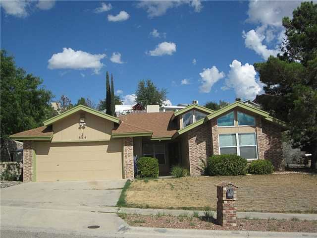 864 hempstead dr el paso tx 79912 home for sale and for Homes for sale 79912