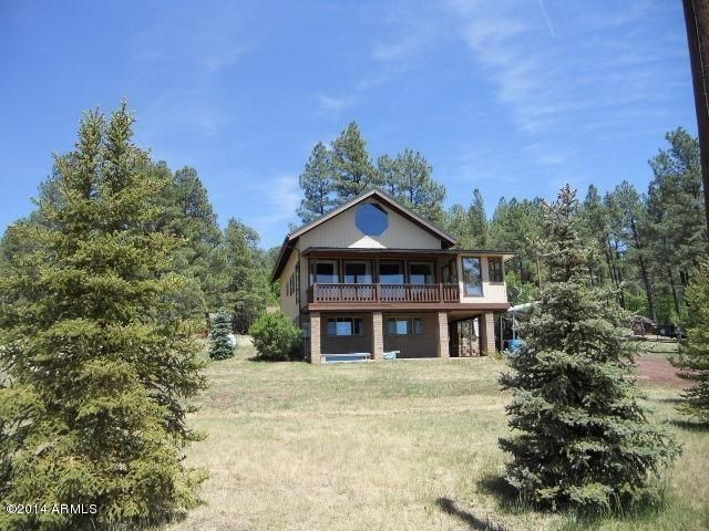 607 n comanche dr pinetop az 85935 home for sale and real estate listing
