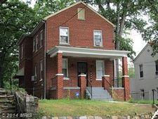 3626 Alabama Ave Se, Washington, DC 20020