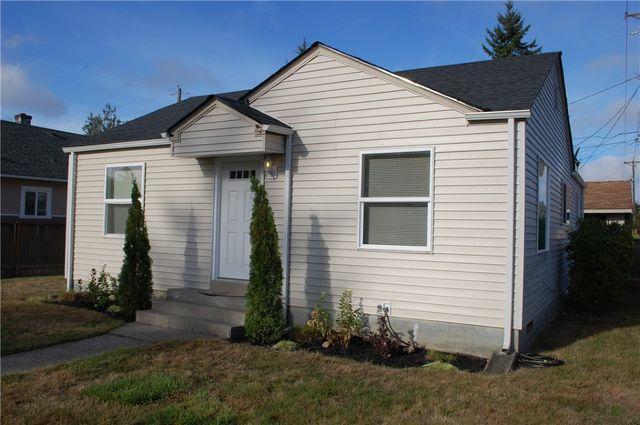 1502 S Oakes St Tacoma Wa 98405 Home For Sale And Real