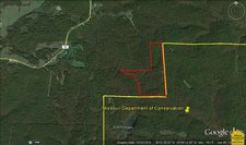 Highway W, Cole Camp, MO 65325