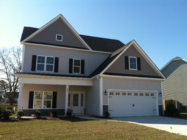 26 W Craftsman Way Hampstead Nc 28443 New Home For