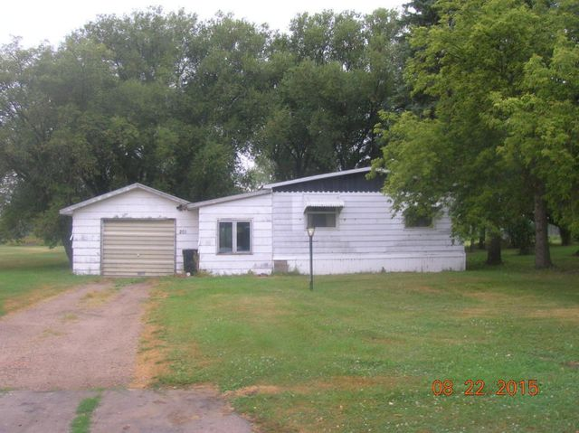 201 e park ave n michigan nd 58259 home for sale and real estate listing
