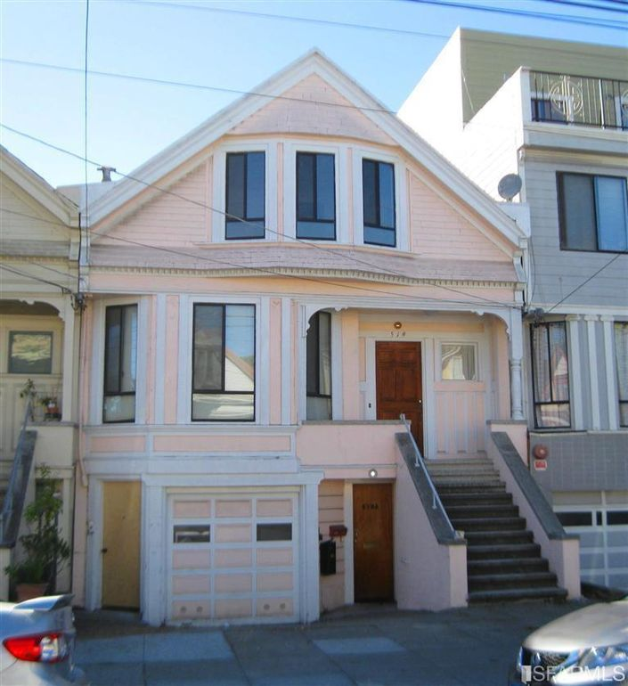519-521 2nd Ave San Francisco, CA 94118