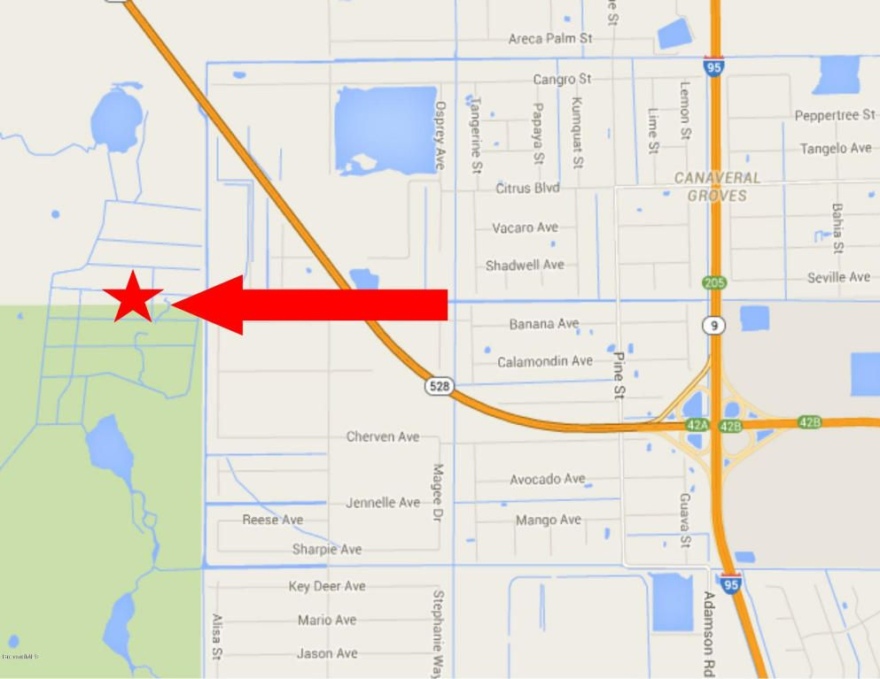 I 95 Map Florida.West Of I 95 528 Cocoa Fl 32926 Realtor Com
