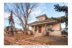 1135 Custer Ave, Colorado Springs, CO 80903