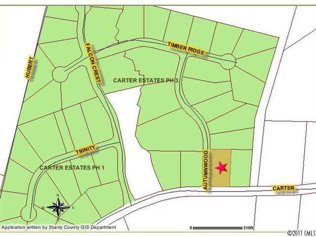 New London Nc Map.44 Carter Rd New London Nc 28127 Realtor Com