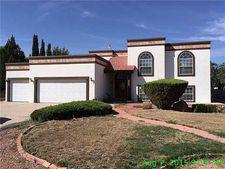 534 Rosinante Rd, El Paso, TX 79922