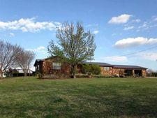 9400 S Bullet Prairie Rd, Tishomingo, OK 73460