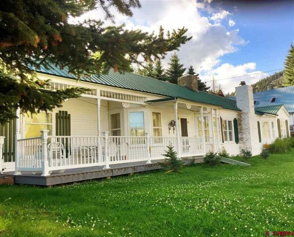 116 s aspen ave creede co 81130 home for sale and real