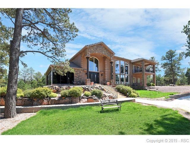 16204 Pole Pine Pt Colorado Springs Co 80908 Home For