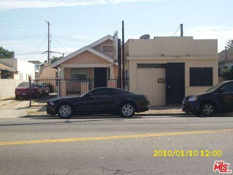 1754 W Vernon Ave, Los Angeles, CA 90062