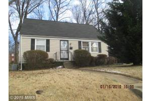 731 Templecliff Rd, Pikesville, MD 21208