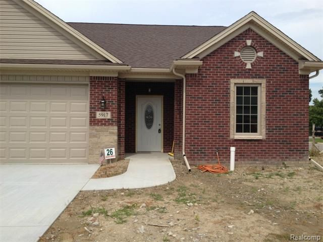 5917 purple martin dr south rockwood mi 48179 new home for sale