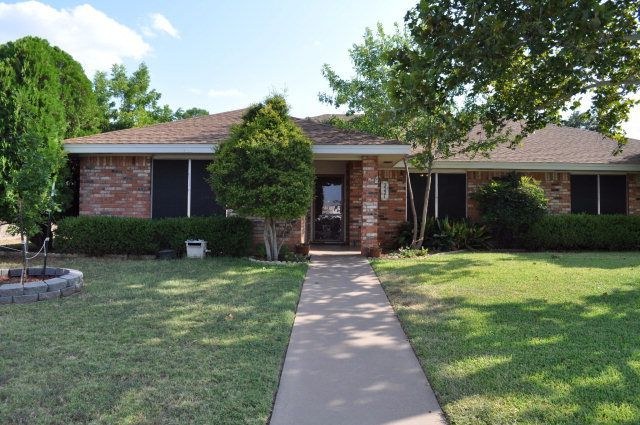 3321 rock brook dr san angelo tx 76904 home for sale for Home builders san angelo tx