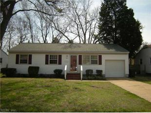 813 Headrow Ter, Hampton, VA 23666
