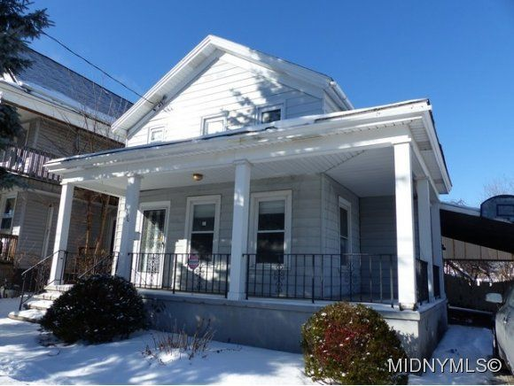 1006 nichols st utica ny 13501 home for sale and real