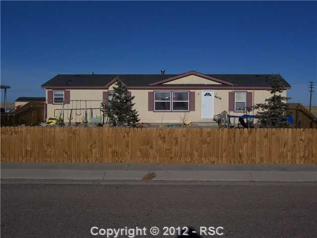 4639 Pipestem Ave, Colorado Springs, CO 80928
