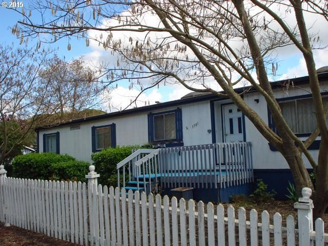 3581 nw broad st roseburg or 97471 home for sale and