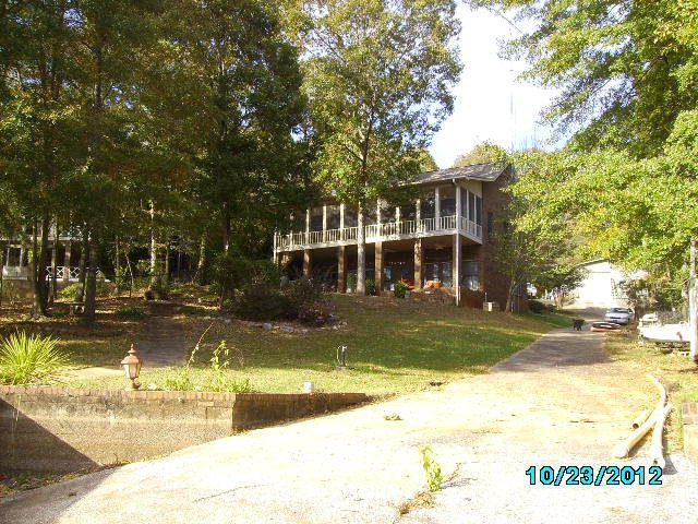 Mls 126815 in wedowee al 36278 home for sale and real for Wedowee lake level