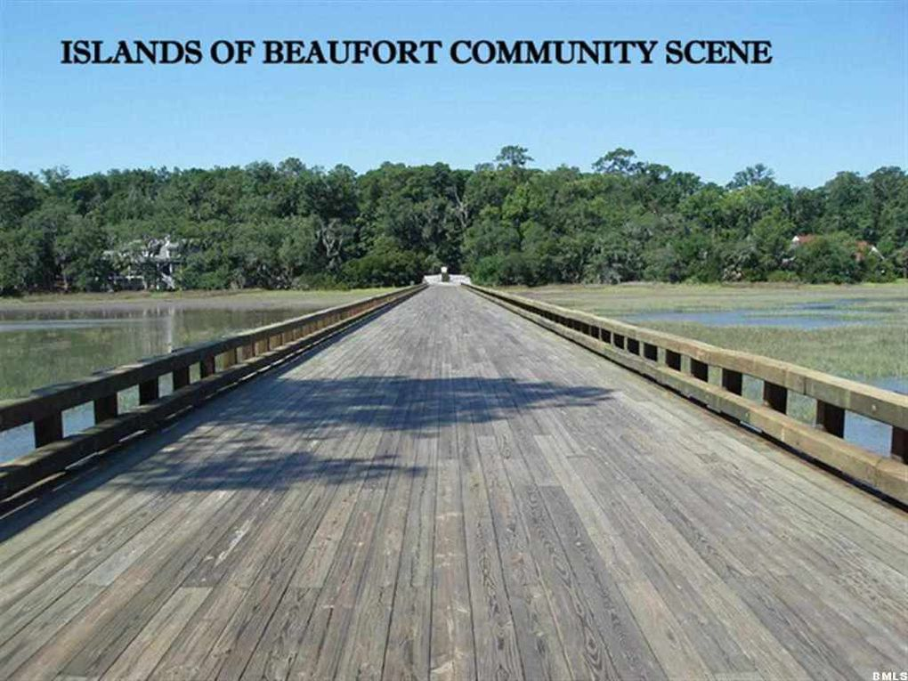 What Islands Are Close To Beaufort Sc