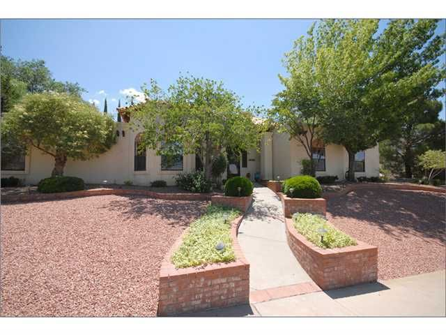 6228 Tarascas Dr El Paso Tx 79912 Home For Sale And