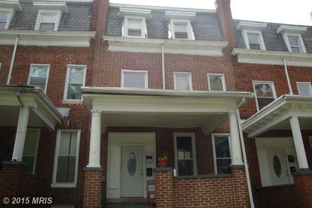 Baltimore City Property Tax Search
