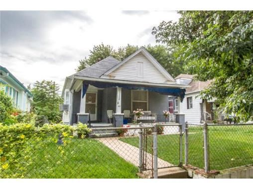 325 Askew Ave Kansas City Mo 64124 Home For Sale And
