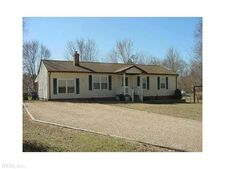 6621 Valley Dr, Gloucester County, VA 23061