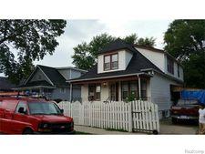8106 Rathbone St, Detroit, MI 48209