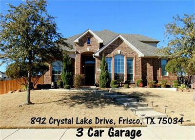 892 Crystal Lake Dr Frisco Tx 75034 Public Property Records Search