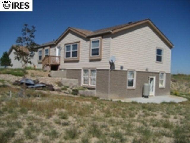 12761 cavanaugh rd hudson co 80642 for Appraisal value of unfinished basement