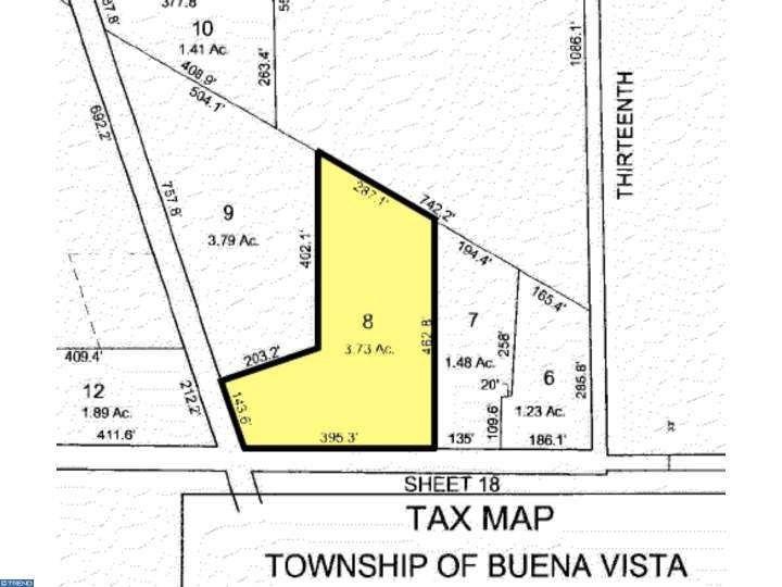 Jackson County Il Property Map