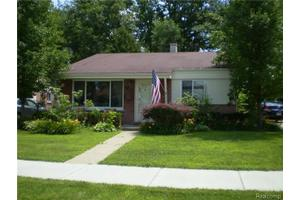 1168 Connie Ave, Madison Heights, MI 48071